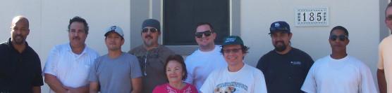 11/08/14: Kaiser Permanente Makes A Huge Impact at Rancho Caballero!