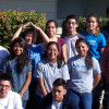 11/29/14: Painting June's Mobile Home Was a Breeze For the Ramona HS Habitat Chapter!