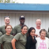 12/5/2014: Yard Clean-up with Riverside Correctional Deputies