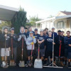 12/13/14: Yard-Cleanup with the Huskies!