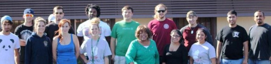 12/19/2014: Veteran's Club Serving a Blessed Homeowner