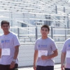 Ramona students, Habitat staff and Partner families join together for the 3rd Annual Lap-a-Thon