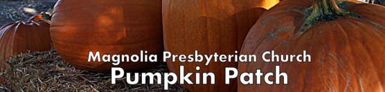 You're Invited! Magnolia Presbyterian Church Pumpkin Patch