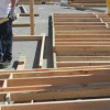 Raising Walls in a Parking Lot