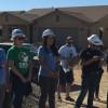 Solar Power for Eight Habitat Homes