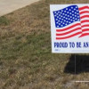 Free Patriotic Yard Sign!