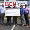 DCH Subaru of Riverside spreads the love by supporting local safe and affordable home opportunities.