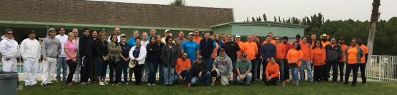 72 Volunteers, 1 Afternoon, and 3 Revitalized Homes