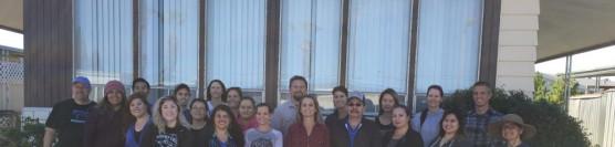 Volunteers Help a Family of Five in Riverside