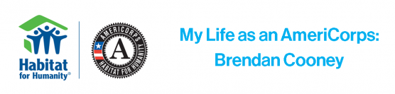 My Life as an AmeriCorps National Member – Brendan Cooney