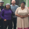 Volunteers Restore Retired Nurse's Home