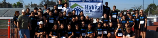 Ramona Habitat for Humanity Campus Chapter's 5th Annual Lap-A-Thon