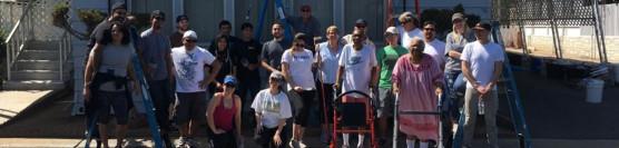 ESL Power Systems, Inc. Volunteers Help Families in Riverside