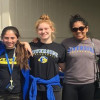 UCR Volleyball Team and Physicians Assistants of Tomorrow Serve Up Some Hard Work