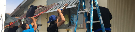 Two Teams Join Forces to Give Nancy's Home a Makeover