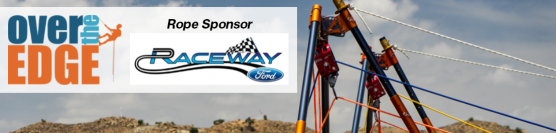 Introducing Raceway Ford as a Rope Sponsor!