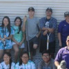 Ramona High School and Riverside Lions Help Landscape!