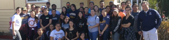 UCR Students Join a Home Preservation Project