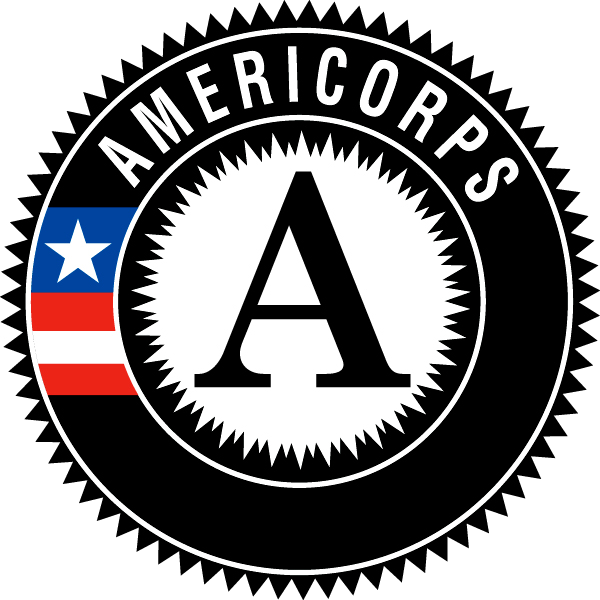 AmeriCorps Stamp no bknd