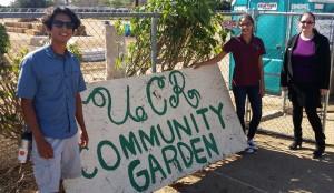 UCR Community Garden Tour