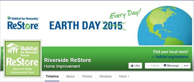 ReStore Facebook
