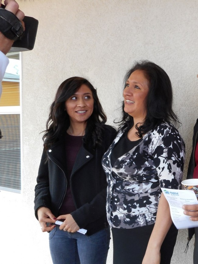 Woodbine Dedication- Interview- Paula and Angelica