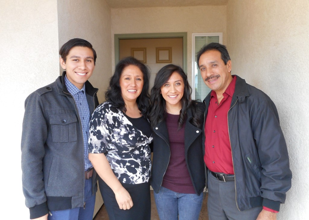 Woodbine Dedication: Mendoza Family
