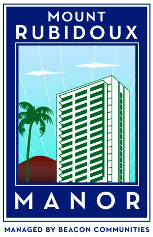 Rubidoux Manor Logo