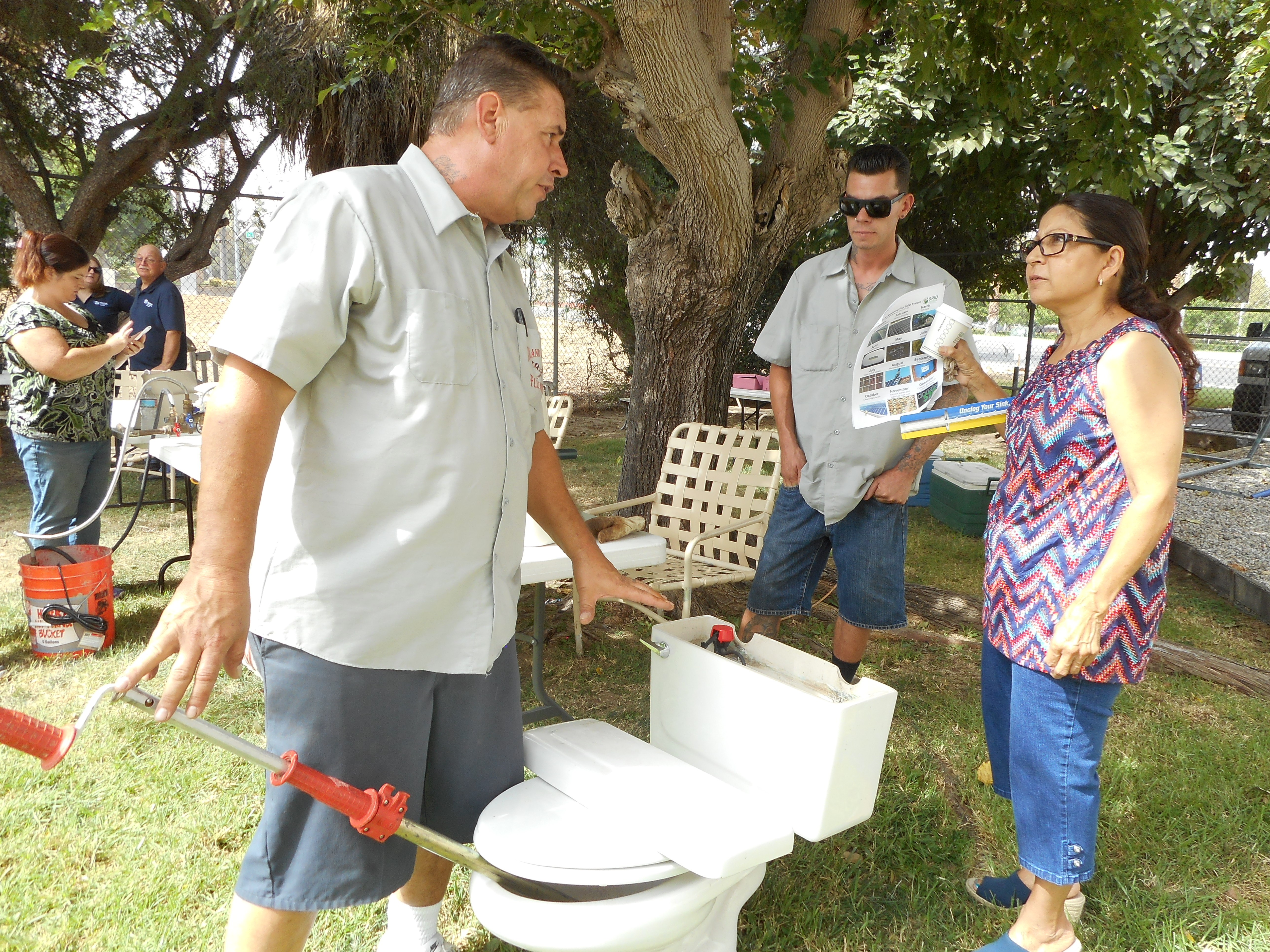 Habitat Homeowners Learn Important Home Repair and Maintenance Skills