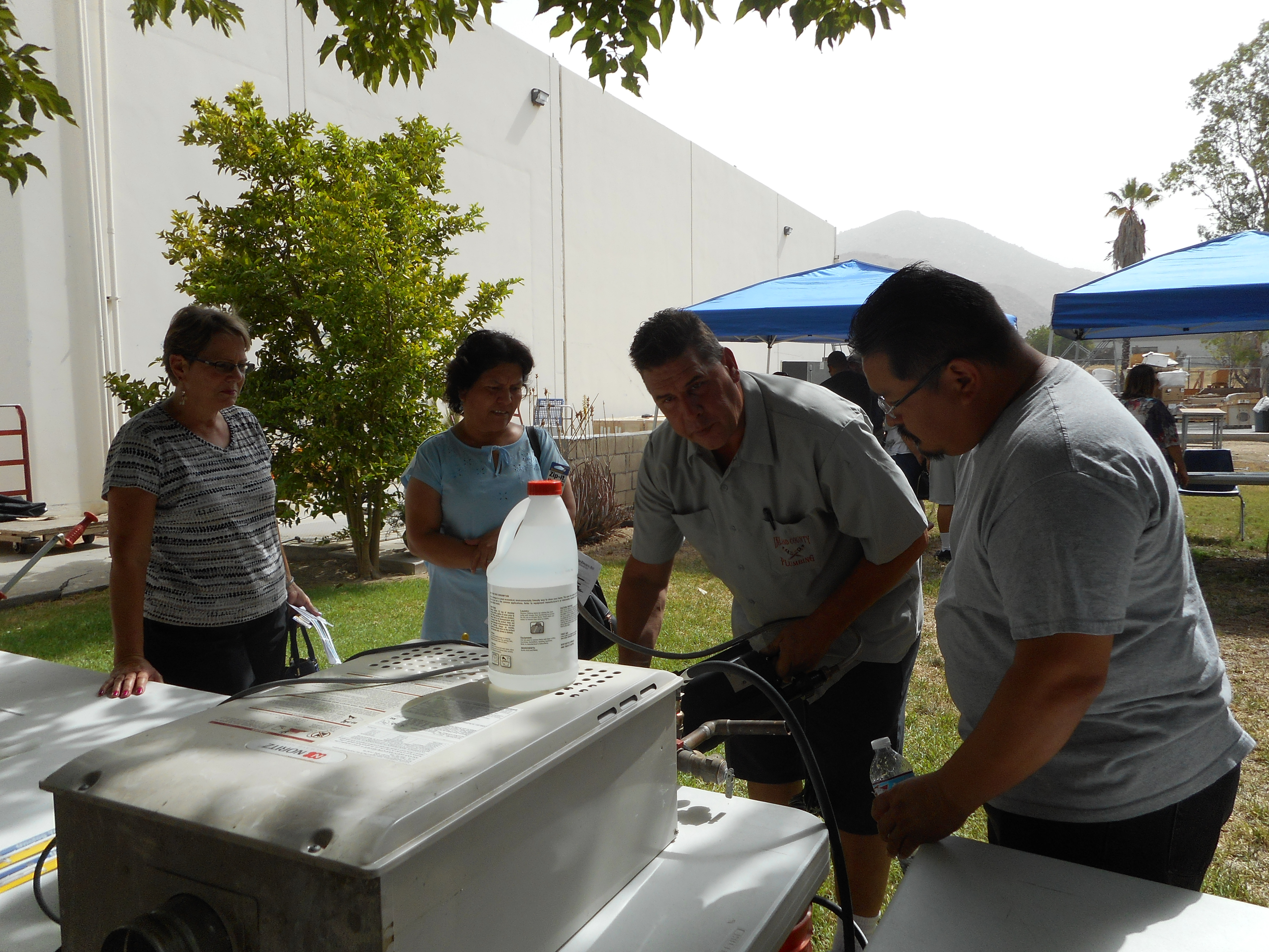 Habitat Homeowners Learn Important Home Repair and Maintenance Skills